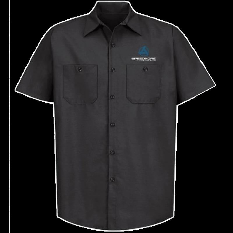 SpeedKore Black Workshirt