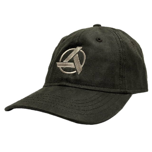 SpeedKore Waxy Canvas Brown Ballcap