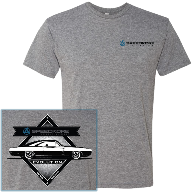 SpeedKore Premium Heather Evolution Tee