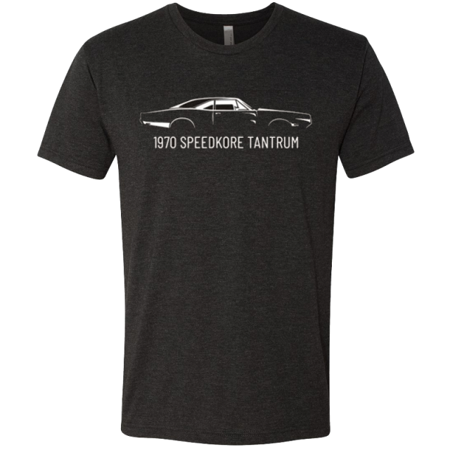SpeedKore Vintage Black Trantrum Tee